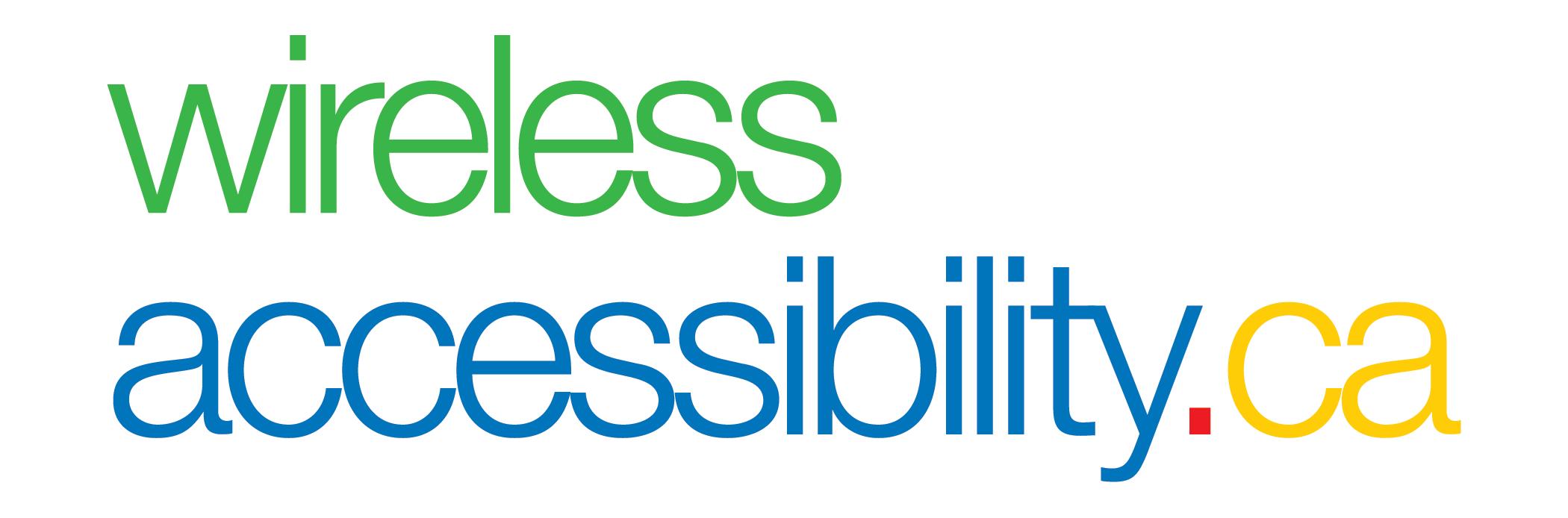 Wireless Accessibility Logo